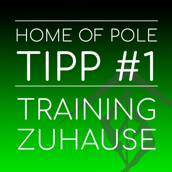 Tipp #1 – Training Zuhause